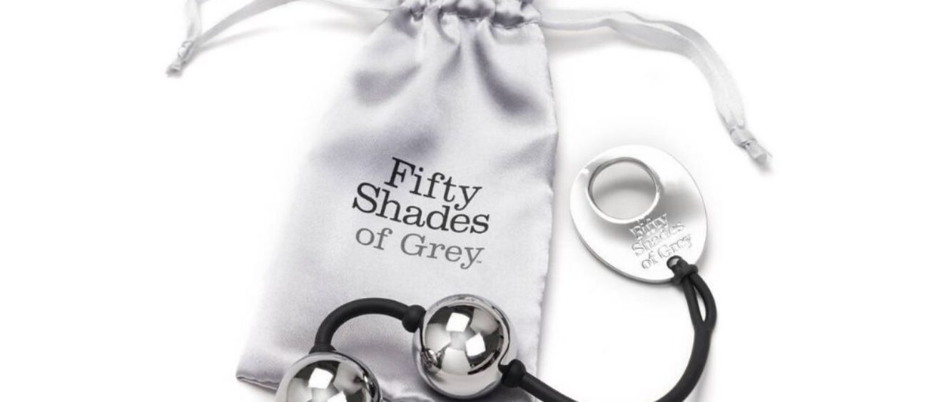 fifty shades of grey inner goddess pleasure balls
