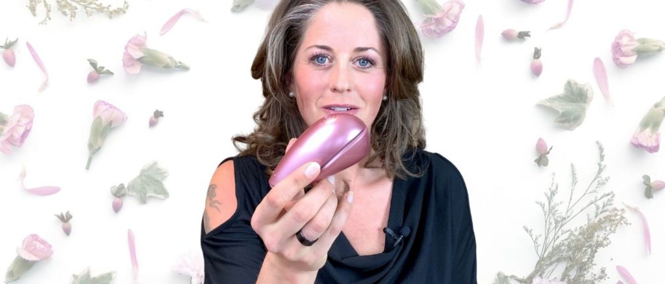 Womanizer Liberty Clitoris air pressure stimulator