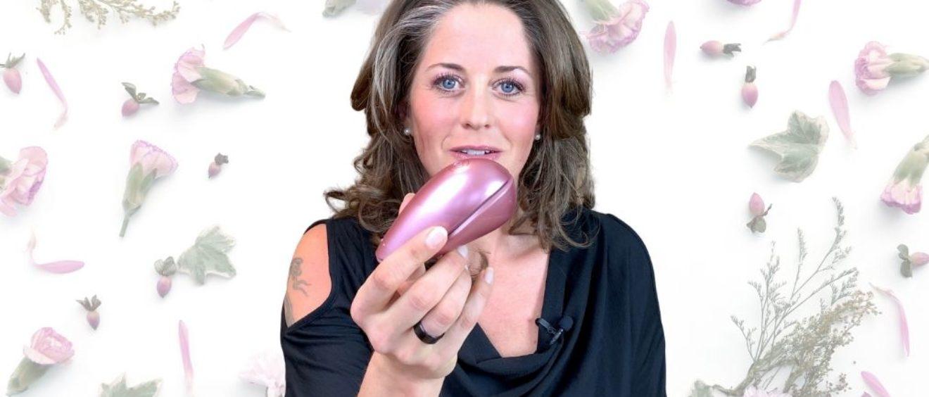 Womanizer Liberty Clitoris air pressure stimulator