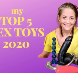 Top five sex toys in 2020 - Elisabet Barnes sexologist